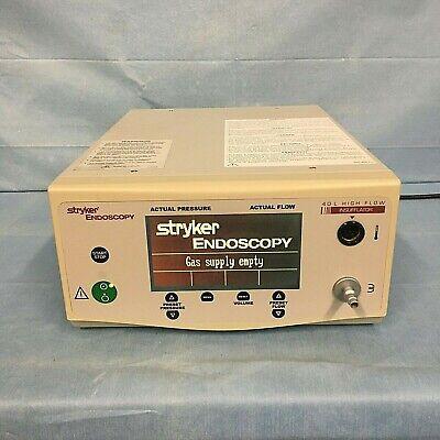 Stryker Endoscopy 40l High Flow Insufflator 0620-040-000