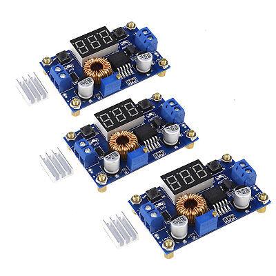 Xl4015 Led Dc-dc Step Down Converter 5-36v To 1.25-36v 5a Buck Voltage Regulator