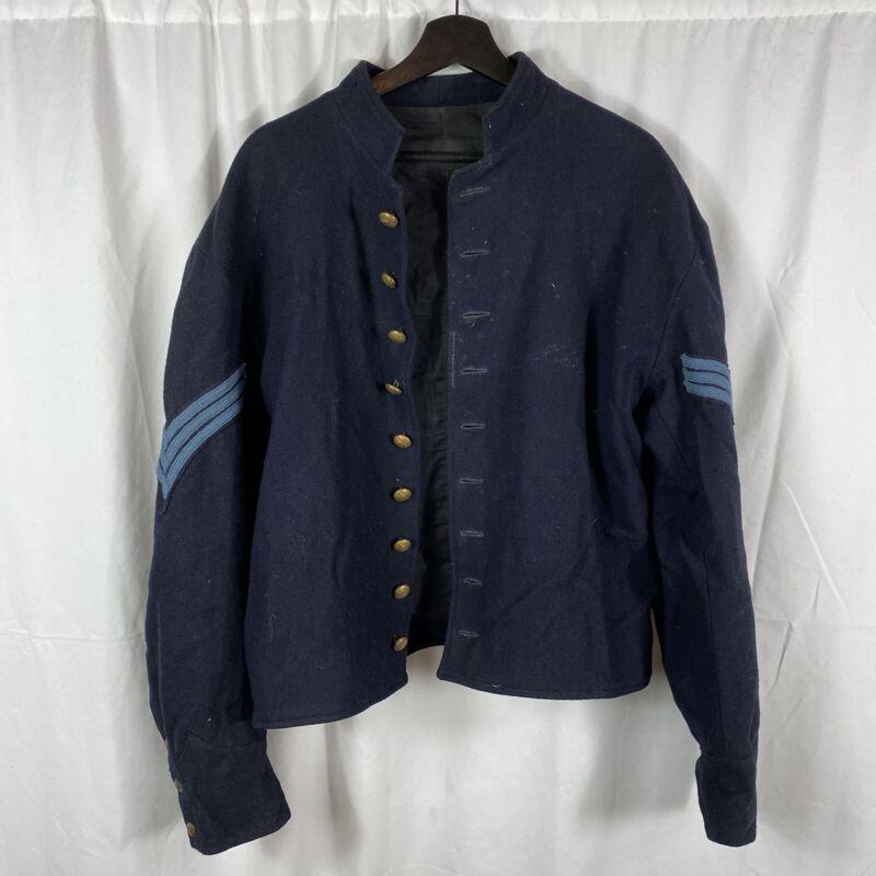 Vintage Civil War Union Shell Jacket Large 44/46