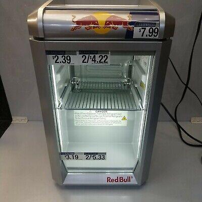 Red Bull Mini Refrigerator Baby Gdc Eco Led Fridge Cooler Countertop Small