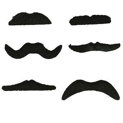 RZ Schnurrbart verschiedene Schnauzer Oberlippenbart Bart (Schnurrbart Bärte)