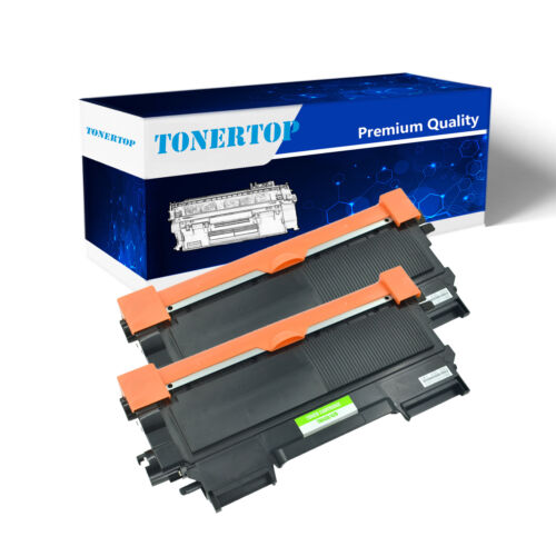 2 PK Compatible For Brother MFC-7860DW Printer TN450 High