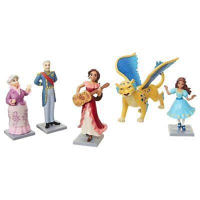 Disneys Elena Of Avalor Figure Set
