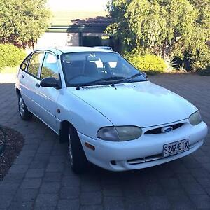 1997 Ford Festiva 5 Door Hatch Auto VERY LOW KMS Perfect 1st car Adelaide CBD Adelaide City Preview