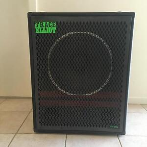 Trace Elliot 1518 Bass Cabinet 300 watt Caringbah Sutherland Area Preview