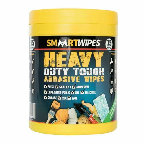 75pk+Heavy+Duty+ABRASIVE+CLEANING+Degreasing+WIPES+for+workshop+mechanics+wipes+