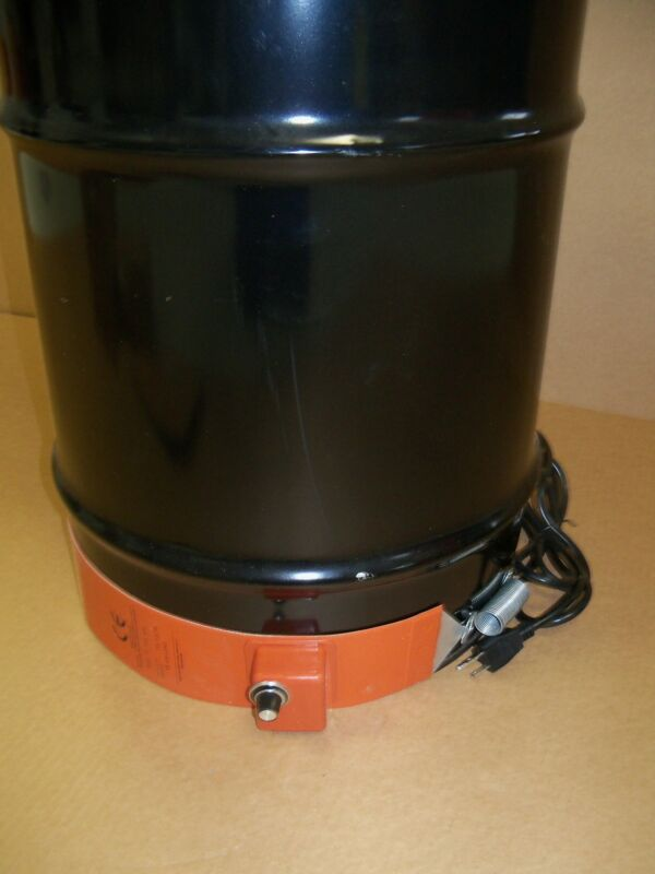 Drum Heater for 15 Gal. Metal 500 Watt