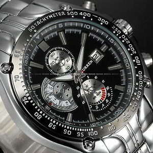 MEN-WATCHES-NEW-STAINLESS-STEEL-MEN-SPORT-QUARTZ-DATE-HOURS-WRIST-WATCH