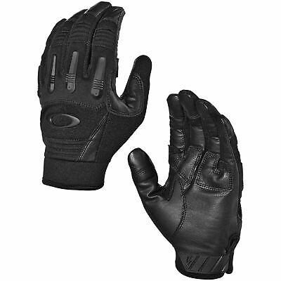 Oakley Transition Tactical Gloves Jet Black Size XXL 94257-01K
