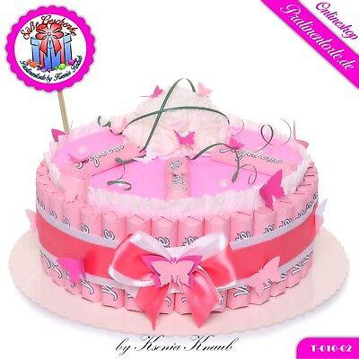 ❀ Geschenkidee für Mädchen Torte