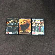 3 DVDs $3 each, $9 all together Haberfield Ashfield Area Preview