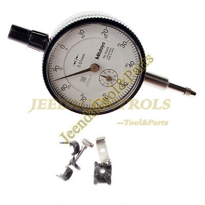 For Mitutoyo 2046s Dial Indicator 0-10mm X 0.01mm Grad