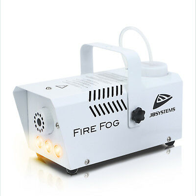 JB Systems Fire Fog Nebelmaschine LEDs Feuersimulation fog - 400w Nebel Maschine
