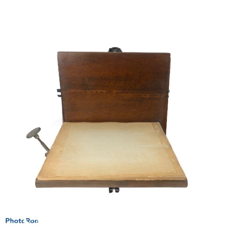 Antique Book Binding Press