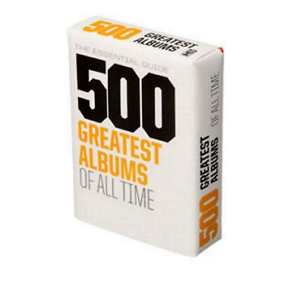 Lagoon 500 Greatest Albums Of All Time Music Best Seller Facts Trivia Gift