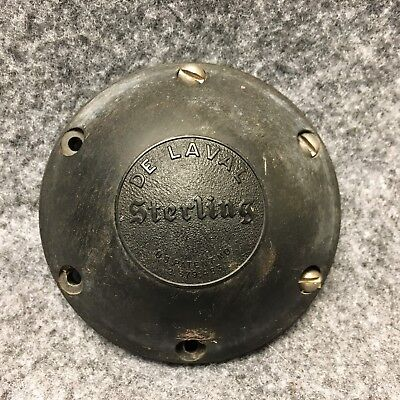 Vintage Delaval Sterling Automatic Pulsator Milking Machine Cap 2379483 Oe
