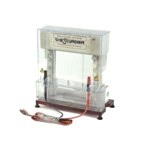 HSI Hoefer SE-400 The Sturdier Electrophoresis Vertical Slab Gel Unit #3