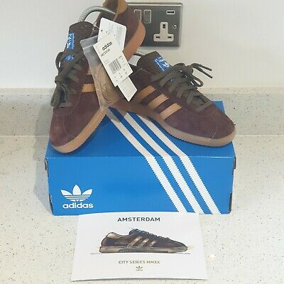 Adidas originals Amsterdam UK8 BNIBWT Deadstock