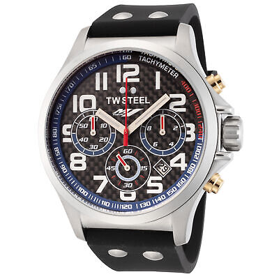 TW Steel TW927 Men's Yamaha Special Edition Chronograph 48mm Watch