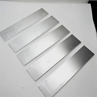 ".375/"" thick 6061 Aluminum PLATE  7.125/"" x 12.375/"" Long QTY 2  Stock sku122288"