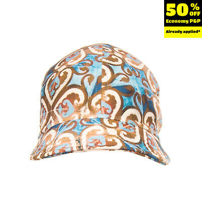 MIMISOL Kid's 5 Panel Cap Size 54 / L Printed Unlined Made in Italy