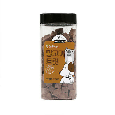 Pet Father Freeze Dried Horse Meat Dog Food Snack Treats 160g