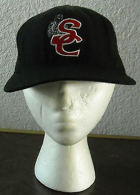 9a7877b6295 SIOUX CITY EXPLORERS fitted baseball hat size 7 cap American Association  sewn