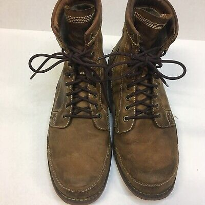 Timberland Earthkeepers Original Leather 6'' Burnished Boots 15551 Mens Size 11