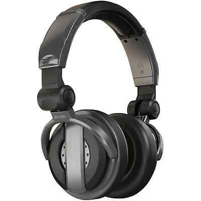 Behringer BDJ 1000 Professional DJ Headphones, Closed-Back, Adjustable Headband