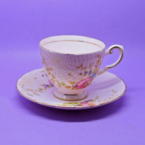 Tuscan Small Tea/Coffee Cup & Saucer Vintage England