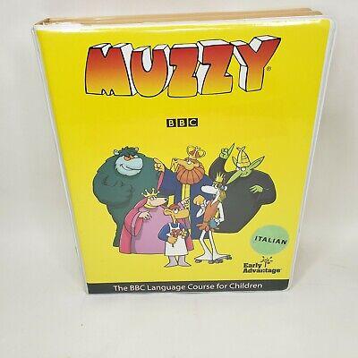 Muzzy BBC Children's Language Course ITALIAN (Level 1) CD/DVD  Home Schooling