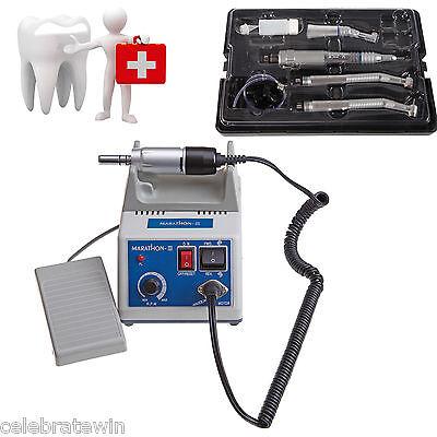 Dental Lab Marathon Electric Micro Motor 2 High 1 Slow Speed Handpiece Sdv