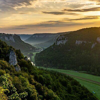 Natur Urlaub Schwäbische Alb | 4T Gutschein 3* Hotel 2P & HP | Süddeutschland
