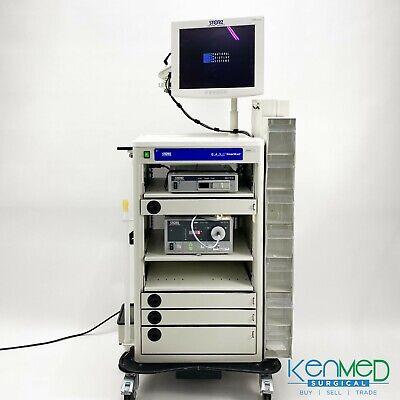 Karl Storz Hd Video Tower - Storz 22201020 Hd Ccu 2013020 Xenon 300 Monitor