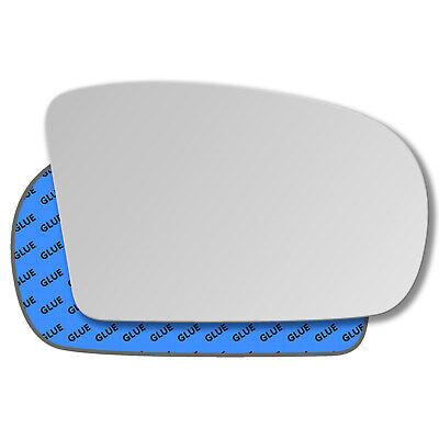 Rechts Beifahrerseite Spiegelglas Außenspiegel für Mercedes C-Klasse W203 00-07