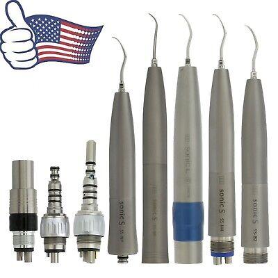 Sonicflex Type Dental Hygiene Air Scaler Handpiece 2 4 Hole Fit Kavo Nsk Coupler