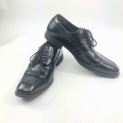 Calvin Klein Men's Dress Shoes Oxford Black Size 13M