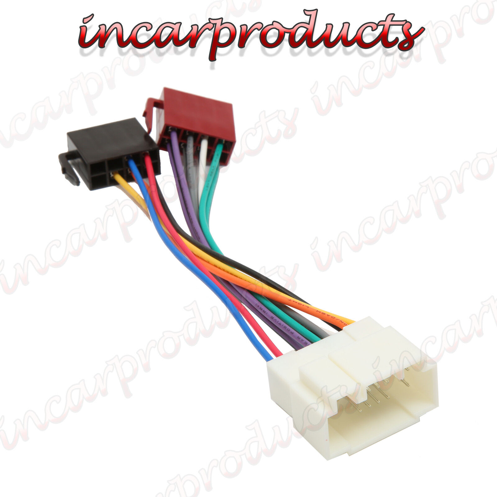 honda civic car stereo radio iso wiring harness adaptor loom hd honda civic car stereo radio iso wiring harness adaptor loom hd 102