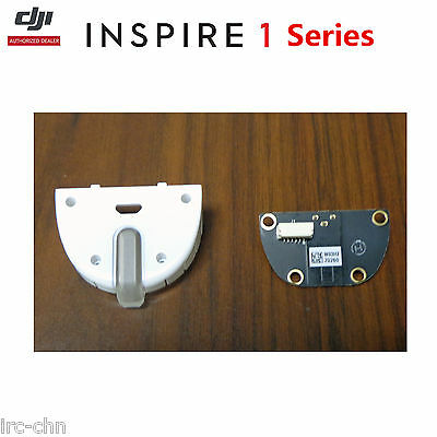 DJI Inspire 1/V2.0 Camera Drone Part 7/48 Aircraft Taillight PCB Module & Cover
