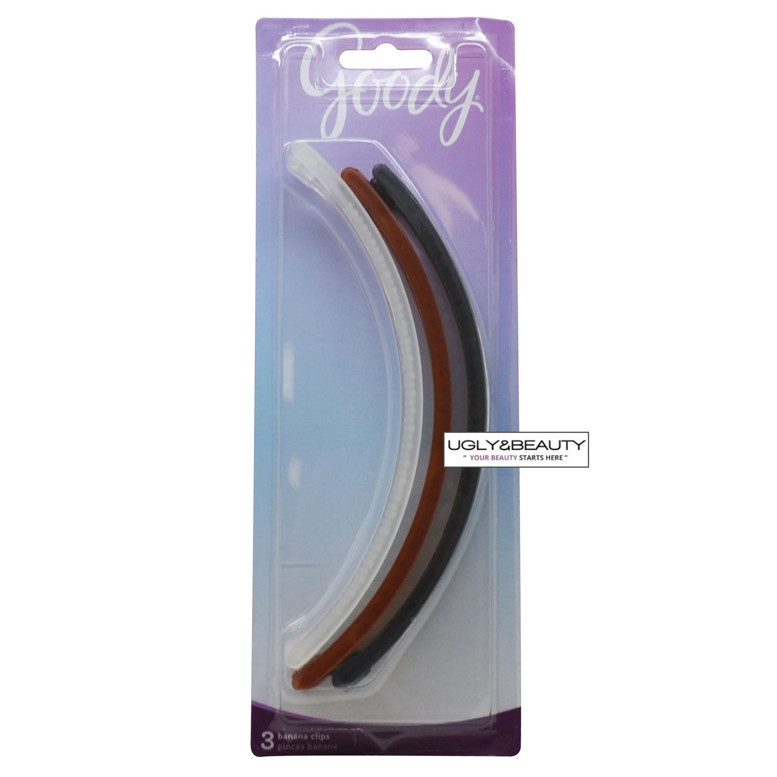 "Goody Clincher Comb 7"" Model #35963 - 2 Packs"