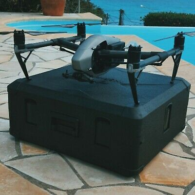 DJI Inspire 2 Quadcopter - Grau (CP.BX.000166)
