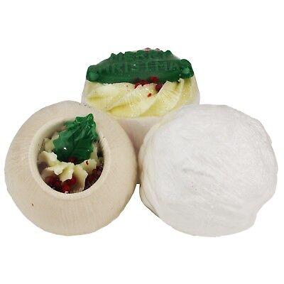 NATALE Bombe da bagno collezione regalo bagno, BOLLA & Beyond Cosmetico Corpo