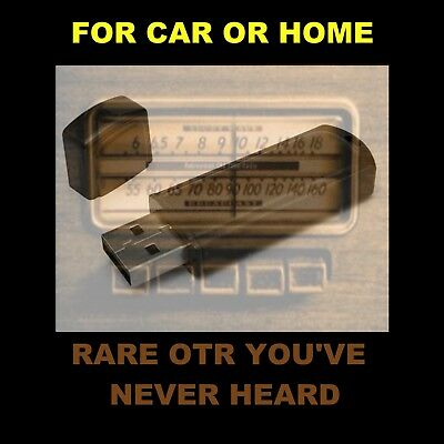 679a22ebbe84 RARE OLD-TIME RADIO SHOWS YOU'VE NOT HEARD. ENJOY 1300 SHOWS IN YOUR HOME  OR CAR