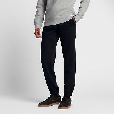 5af33a7ad297 Nike MEN S SB Icon Fleece Pants SIZE MEDIUM BRAND NEW Black Tech