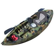 DREAM CATCHER 3 Fishing Kayak - FREE Seat, Paddle, Great canoe! Belmont Belmont Area Preview