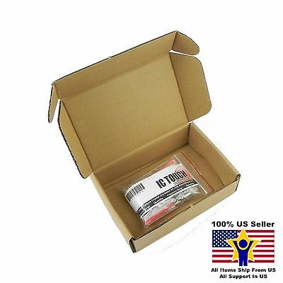 20value 100pcs Crystal Oscillator Hc-49s Assortment Kit Us Seller Kitb0085