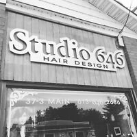 Licensed Hairstylist Position Available