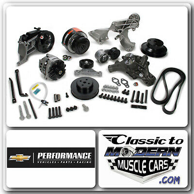 Chevrolet Performance Deluxe Serpentine Drive Kit GMP-19418818