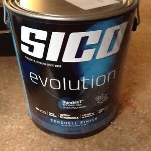 NEW GALLON SICO EVOLUTION 2IN1 PAINT/PRIMER.. $20 FIRM