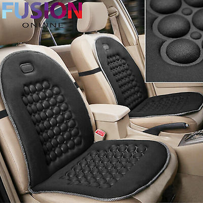 Car Van Seat Cushion Orthopaedic Front Seat Cover Protect Back Support